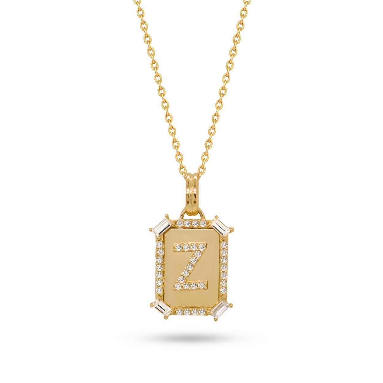 Altın Harf Kolye ABKL202100