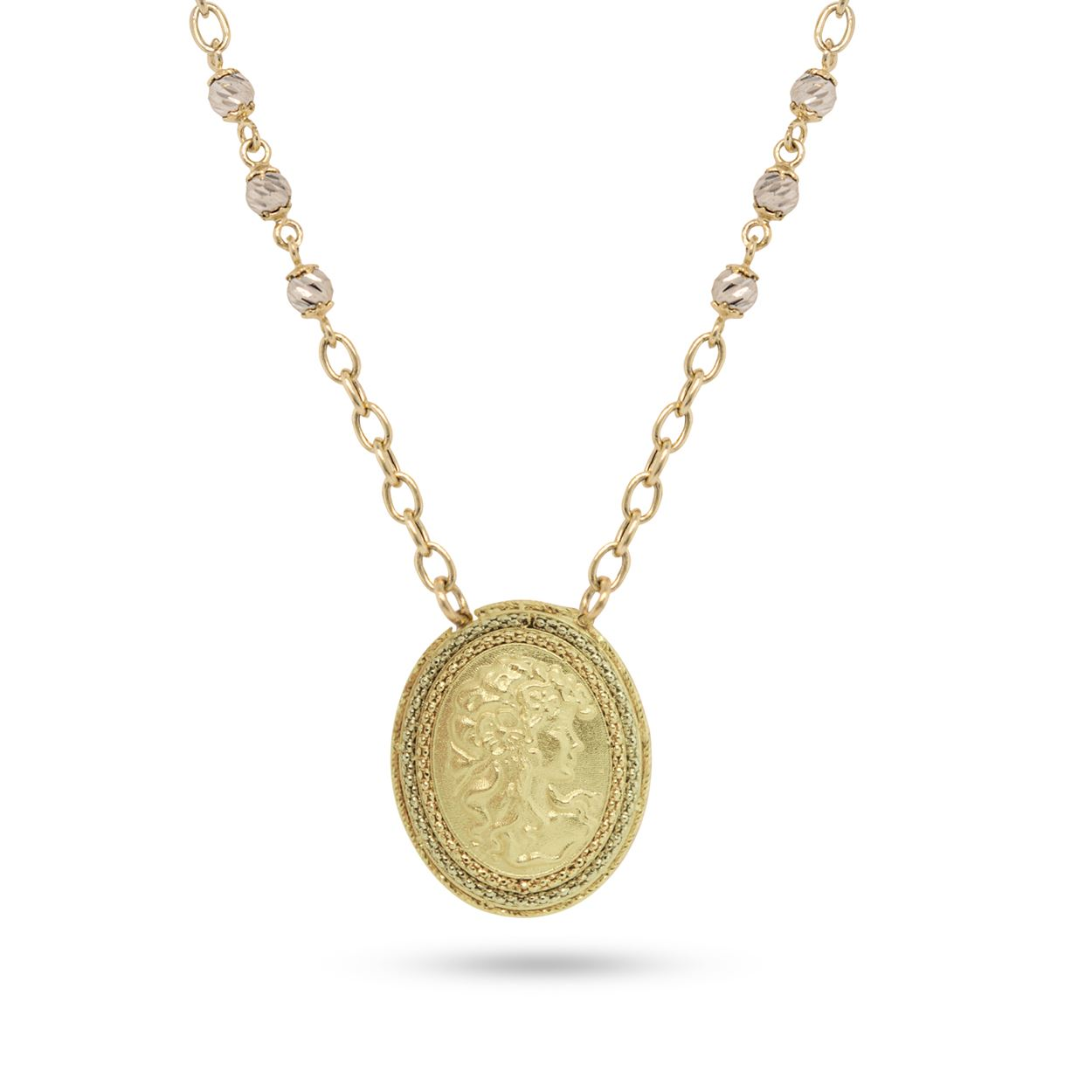 Antik Altın Kolye ABKL202111